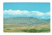 The Land Of Beauty The Big Horn Wyoming Vintage Postcard An74