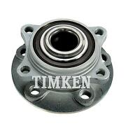 For Volvo S60 V70 S80 Xc70 Front Wheel Bearing And Hub Assembly Timken