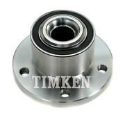 For Volvo S80 Xc60 S60 Xc70 V60 Front Wheel Bearing And Hub Assembly Timken