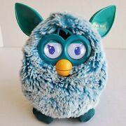 Green Man Furby 2012 Generation 1.5 W/ Lcd Eyes Changeable Personalities