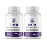 2 Pack Biofit Weight Loss Probiotic Supplement - Bio Fit 2 Month Supply