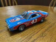 Action 1/24 Richard Petty 43 Stp 1975 Dodge Charger Winston Cup Champion No Box