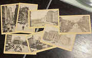Nyc New York City 1904 Singer Sewing Machine Trade Cards 7 Images In Vg Cond.