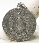 Antique Sterling Mayor Jf Hylan Nyc Victory Athletic Carnival 1919 Dieges Clust