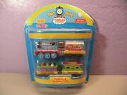 Thomas And The Easter Train Rare Diecast Thomas And Friends Take Along New Sealed