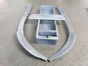 Mercedes Benz Pagoda W113 Wood Trim Set 250sl 230sl 280sl Metalized Grey Pagode