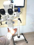 Operating 3 Step Surgical Microscope All Medical Device Manufacturers Free Ship