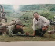 John Woo Director Legend Rare Signed In English And Chinese Authentic