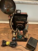 Enesco Music Box You Oughta Be In Pictures Animated Folding Box Camera Tested