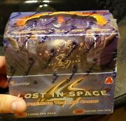 1998 Inkworks Lost In Space The Movie Factory Sealed Card Boxposs Auto Redempt