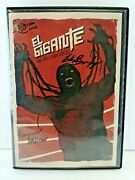 El Gigante Dvd Signed By Directors/producer Ultra Rare Oop And Hard To Find Htf