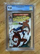 Amazing Spiderman 361 - 1st Appearance Of Carnage - Cgc 9.8 - Marvel 4/92