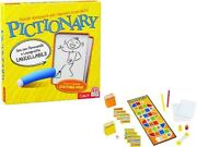 Game Pictionary Dpr76-0 887961324747 Mattel S. R.l Toy Games In S