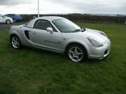 Toyota Mr2 1.8vvti Roadster 47k Miles New Clutch Hardtop Extra If Required
