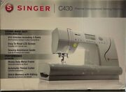Singer C430 Computerized Sewing Machine Brand New