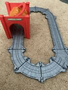 Thomas The Train Take-n-play Tidmouth Tunnel With Track And Train