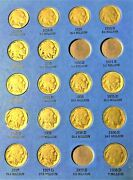 17 Coins From Page 3 Of 1913-1938 Buffalo Nickel Folder 💥💥💥💥💥💥💥💥💥💥