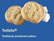 6 Boxes Of Girl Scout Cookies 2021 Trefoils Shortbread Little Brownie Bakers