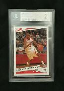 2006-07 Topps Mcdonald's All American Rc Kevin Durant Bgs 9 Mint Rare