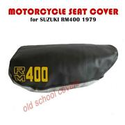Motorcycle Seat Cover Suzuki Rm400 1979 Model