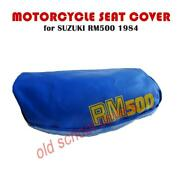 Motorcycle Seat Cover Suzuki Rm500 1984 Model