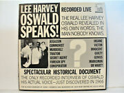 Lee Harvey Oswald Speaks 1967 Truth Records Alm22-63