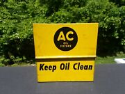 Ac Oil Filters Keep Oil Clean Storage Box Dispenser And Napkins