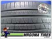 1 Pirelli Scorpion Verde A/s Aoe Xl 255/55/19 Used Tire 6.7/32 Rmng 111h 2555519