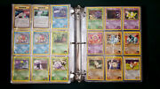 Pokemon Tcg Approx. 1200 Cards 1999-2003 Vintage Collection Mostly Near Mint