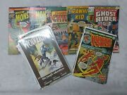 Collection Of 15+ Assorted Vintage Marvel Comic Books