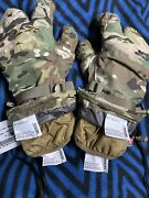 Outdoor Research Multicam Mgs Goretex Tf Mitts And Liners Nsw Seal Devgru Gloves
