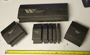 Wilson Tool 53594x American Precision Staged Two Staged Hemming Die Part Set