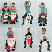 Ride On Dress Xmas Gift Kids Free Shipping Mascot Costume A+ Funny Good