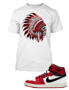 Retro Sneaker Chieftain Tee Shirt Graphic Street Wear Big And Tall Small