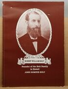 Robert William Holt Founder Of The Holt Family In Hawaii John Dominis Holt