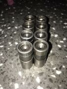Set Of 8 Rotax 912 / 912-s / 914 Hydraulic Lifters / Tappets