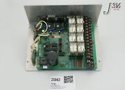 25043 Hakuto Pcb Amplifier Unit For Cutter Motor Mel61-070a