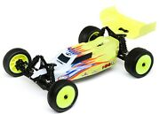 Losi Mini-b 1/16 Rtr 2wd Buggy Yellow W/2.4ghz Radio, Battery And Charger