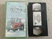 Little Red Tractor Stories - Vhs Video - Childrens / The Day Of The Shipwreck