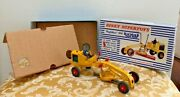 Dinky Toys France No. 886 Richier Road Grader Mint-in-original Box, Rare