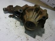 2005 Yamaha Big Bear 400 4wd Front Differential