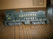 Atlas Pennsylvania Train Engine 5927 Not Tested For Parts