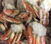 5 Lbs Dungeness Crab Clusters- [frozen]