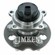 Timken Wheel Bearing And Hub Assembly Rear Ha594504 For Toyota