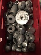 Lot Of Marine Zinc Anodes Apx 120lbs.