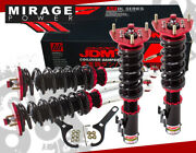 Jdm Sport 32-way Adjustable Suspensions Dampers Coilover System For 89-94 240sx