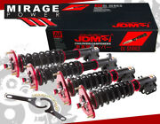 Jdm Sport For 93-2001 Wrx Gc8 32-way Adjustable Suspension Dampers Coilovers