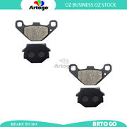 Motorcycle Front+rear Brake Pads For Ktm Exc 350 Brembo Calipers 1989