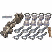 Eagle 12010060 Competition Rotating Assembly - 350 2pc Seal Stroke 3.750 Disp.