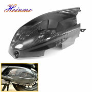 Carbon Transmission Cover Heat Shield Insulation For Vespa Gts 250 300 2017-2020